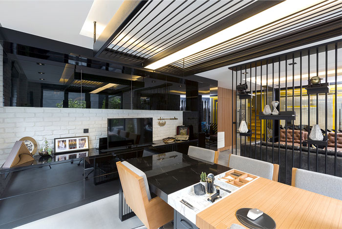 black yellow emre group office 3