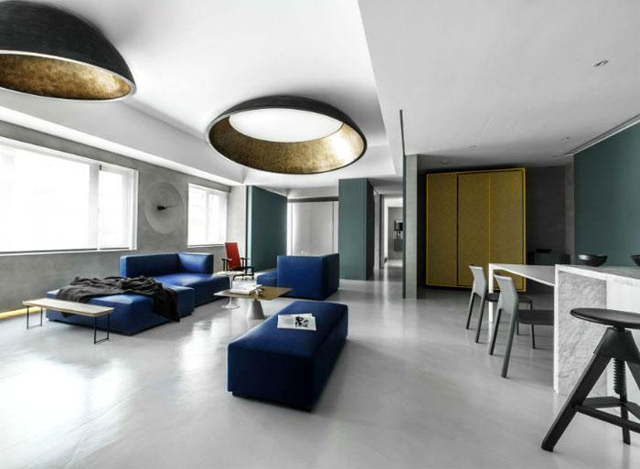 modern convertible city apartment 49