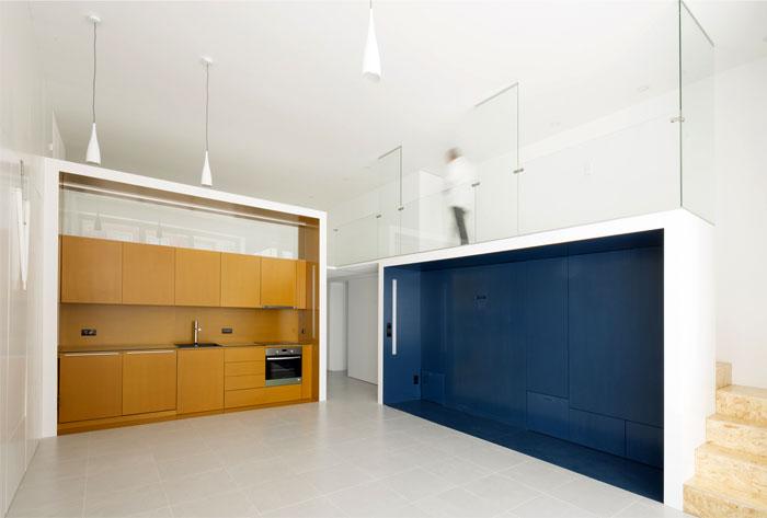 modern convertible city apartment 72