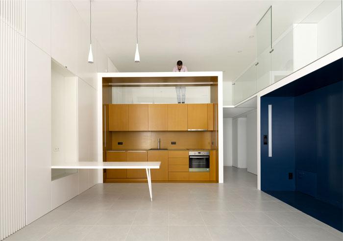 modern convertible city apartment 73