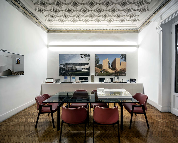 schiattarella associati headquarter rome 4