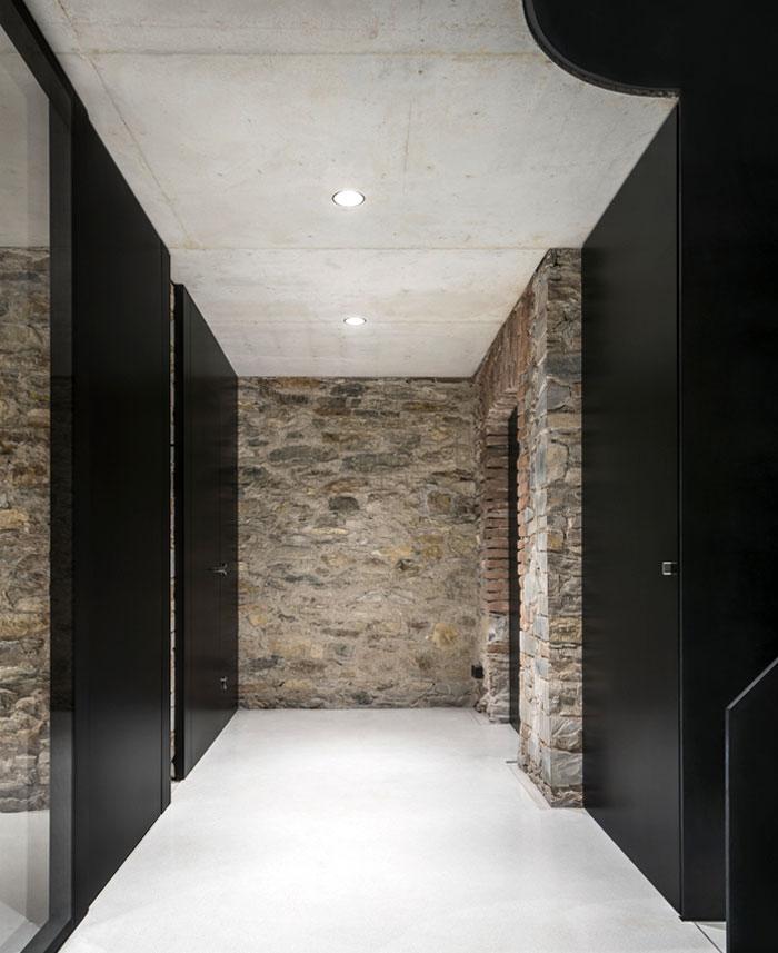 white concrete old house io architects 20
