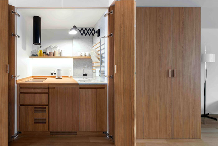 33 m2 flat studio bazi 11