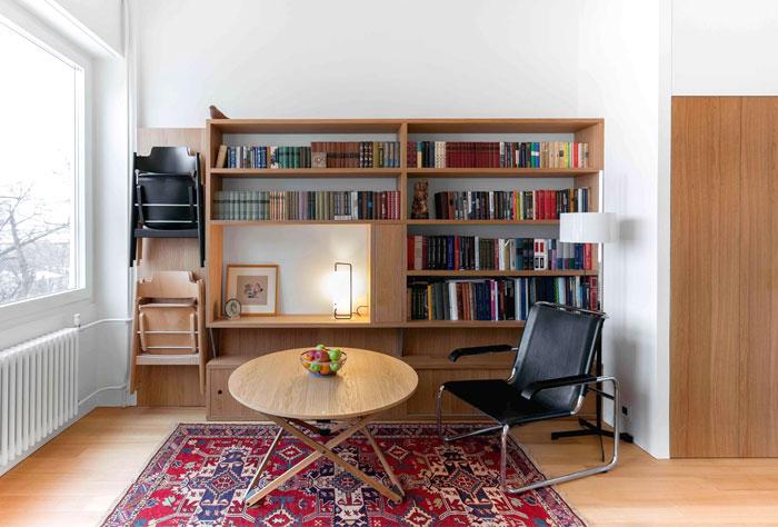 33 m2 flat studio bazi 17