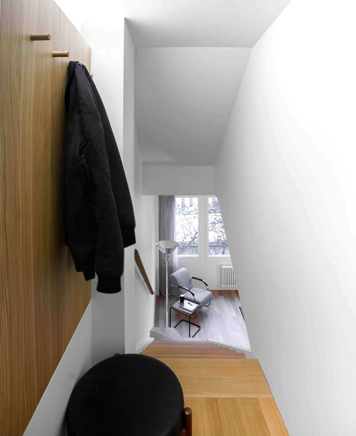 33 m2 flat studio bazi 19