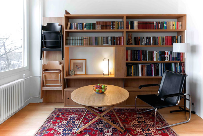 33 m2 flat studio bazi 2