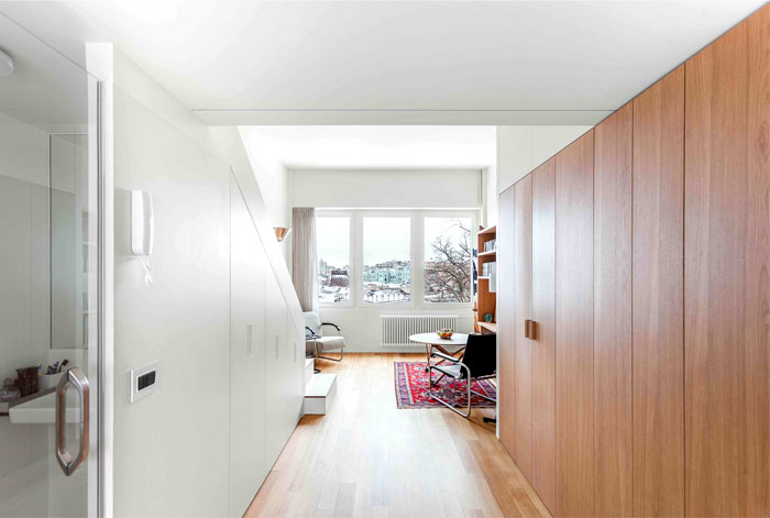 33 m2 flat studio bazi 3