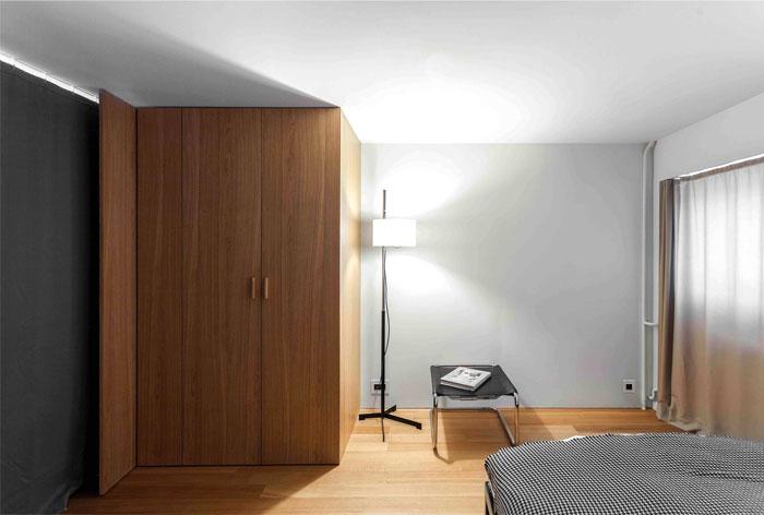 33 m2 flat studio bazi 8