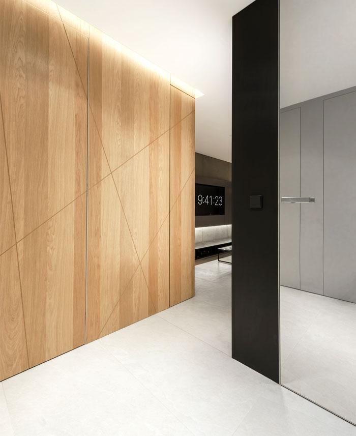 apartment designe hi light architects 7