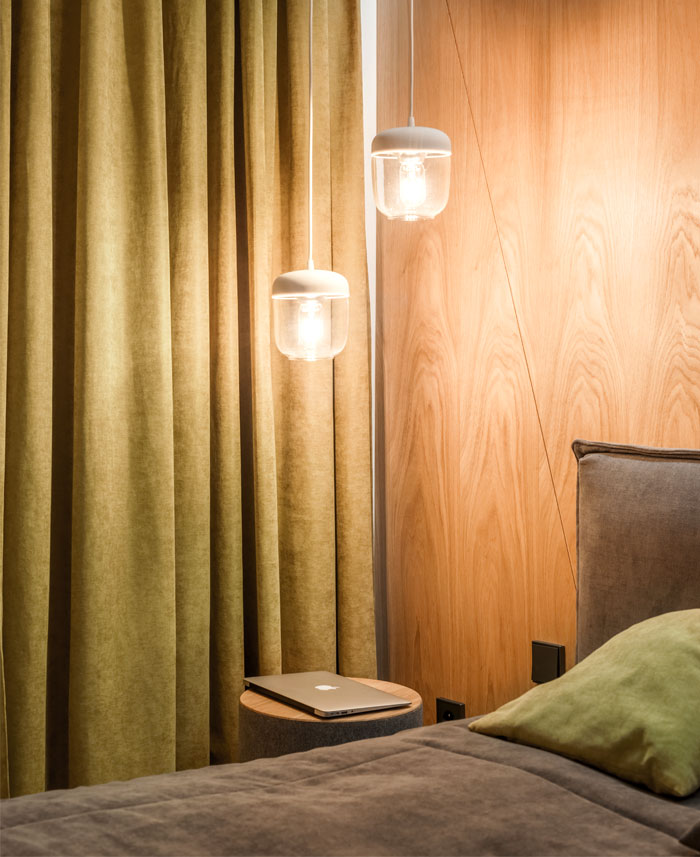 apartment designe hi light architects 8
