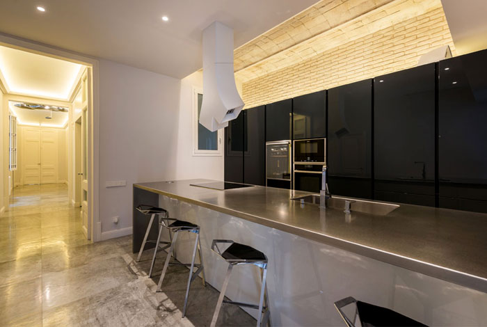 barcelona apartment studio sincro 6