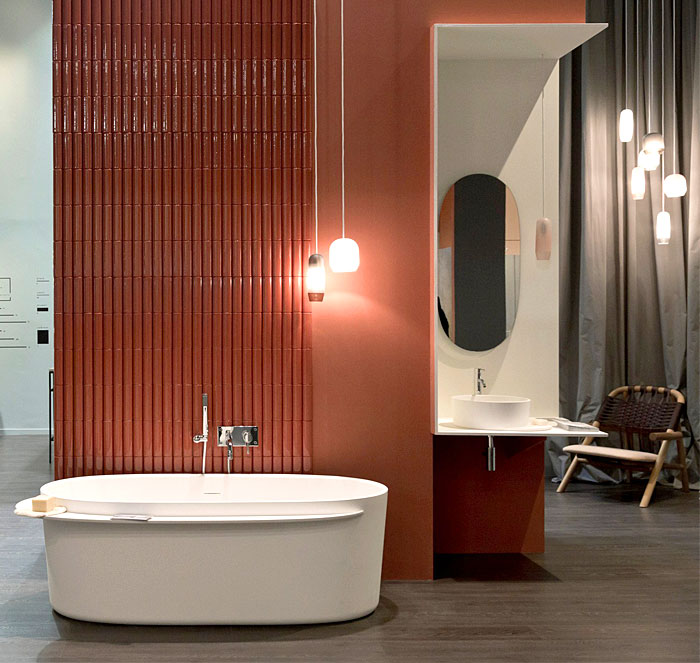 bathroom design trends freestanding tub