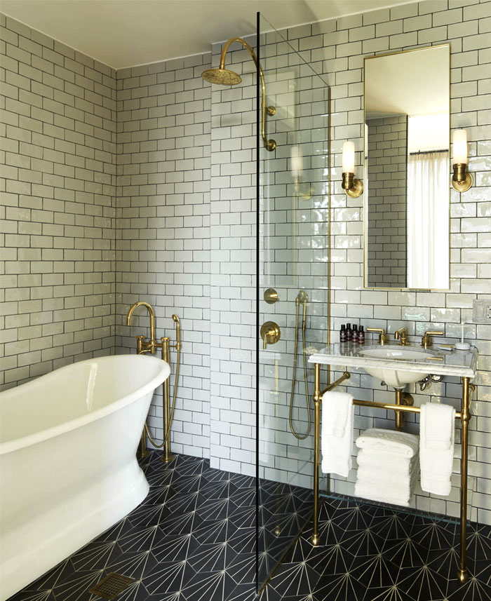 bathroom trends avoid classic classic subway tile