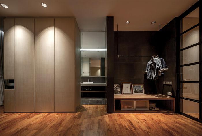 fattstudio mezzanine apartment 2