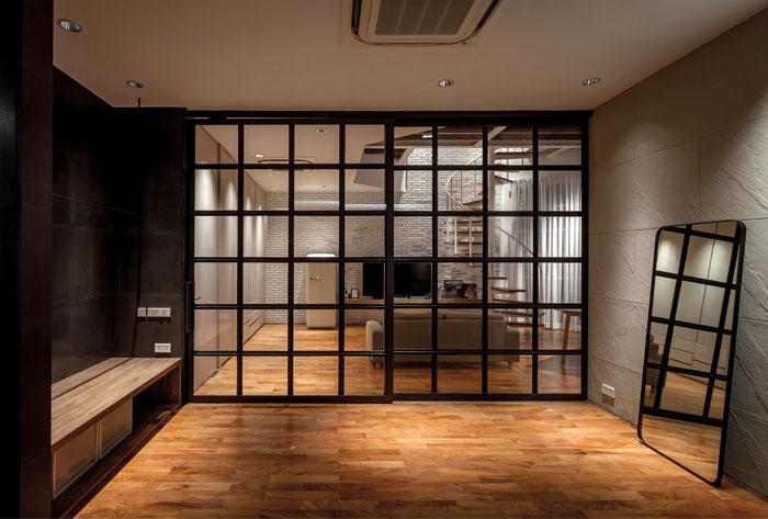 fattstudio mezzanine apartment 3