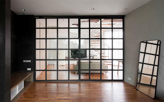 fattstudio mezzanine apartment 8