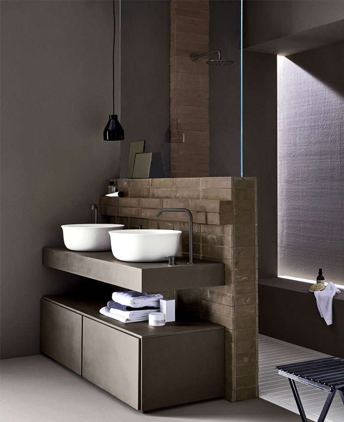 matte black bathroom fixtures are on trend 9