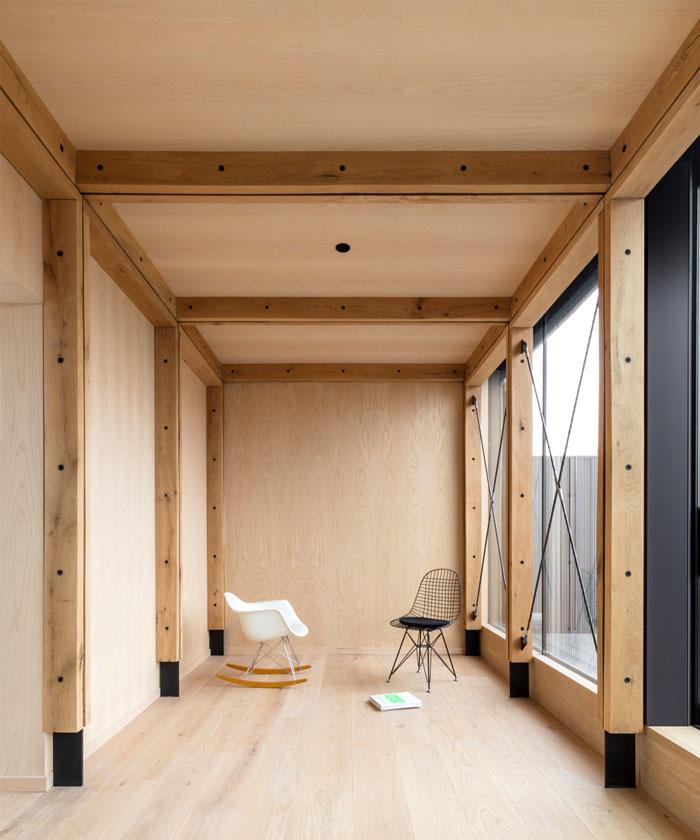 nicholas szczepaniak architects london house extension 16