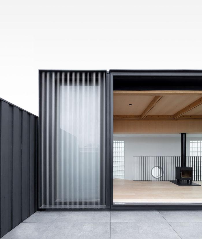 nicholas szczepaniak architects london house extension 2