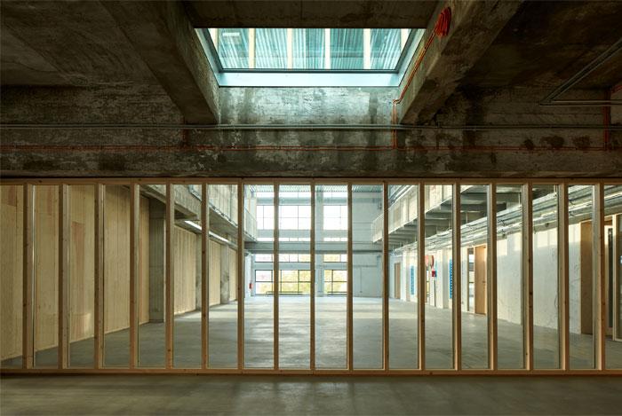 reconstructed industrial building mlynica studio gutgut 17
