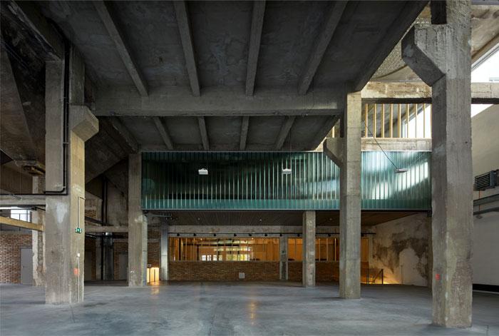 reconstructed industrial building mlynica studio gutgut 21