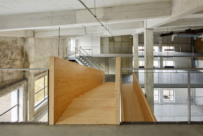 reconstructed industrial building mlynica studio gutgut 8