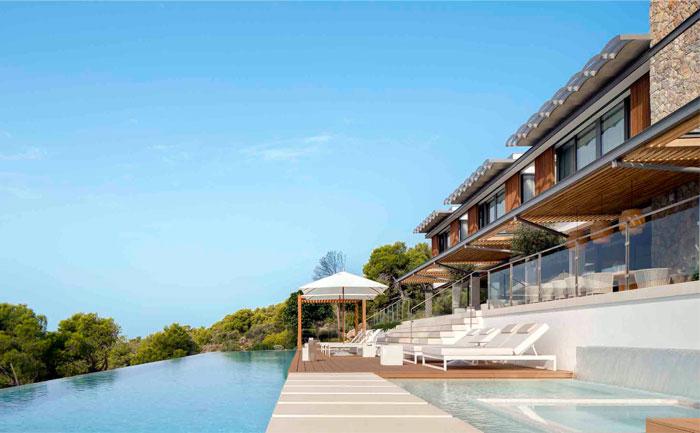 resort style home mallorca 13