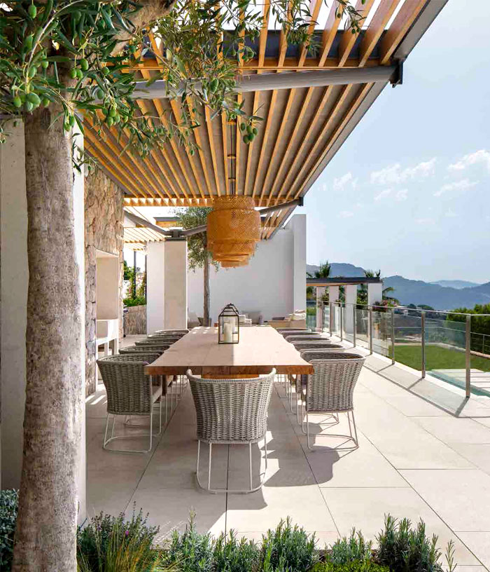 resort style home mallorca 9