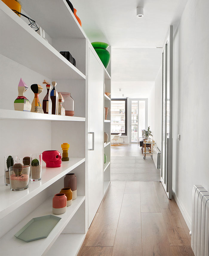barcelona apartment raul sanchez architects 1