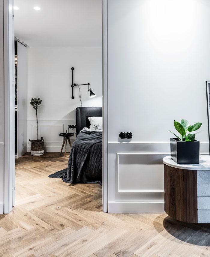 dizaino virtuve apartment interior 12