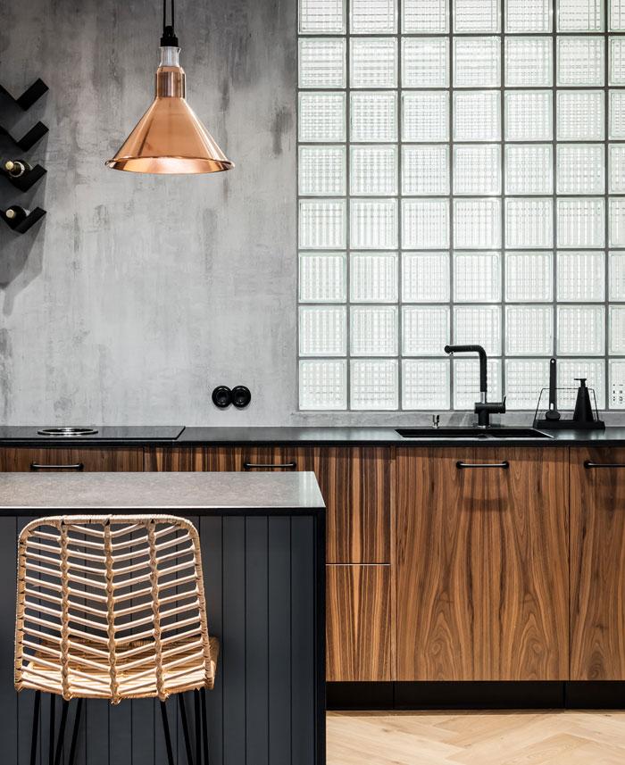 dizaino virtuve apartment interior 13