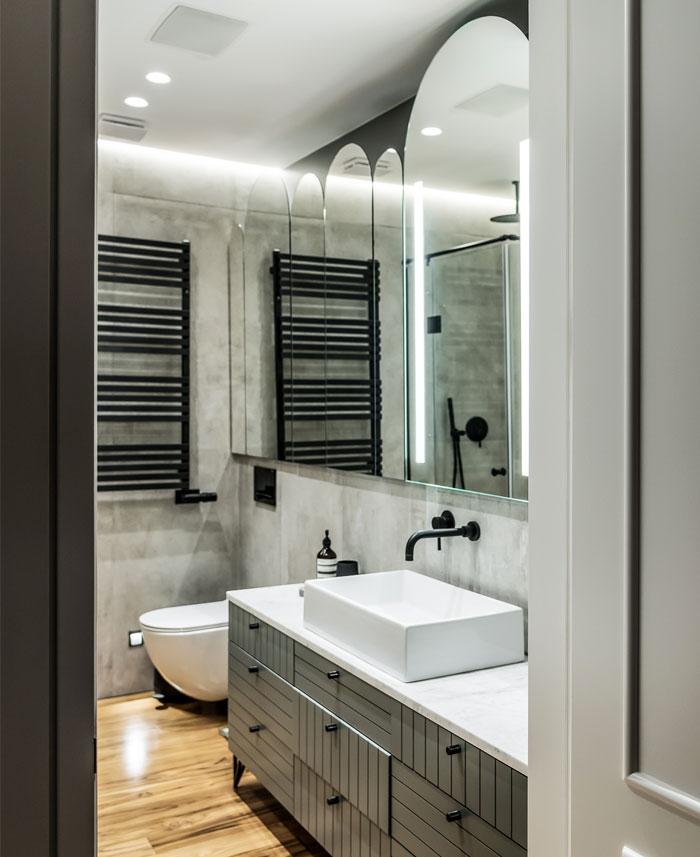 dizaino virtuve apartment interior 15
