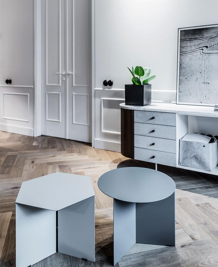 dizaino virtuve apartment interior 19