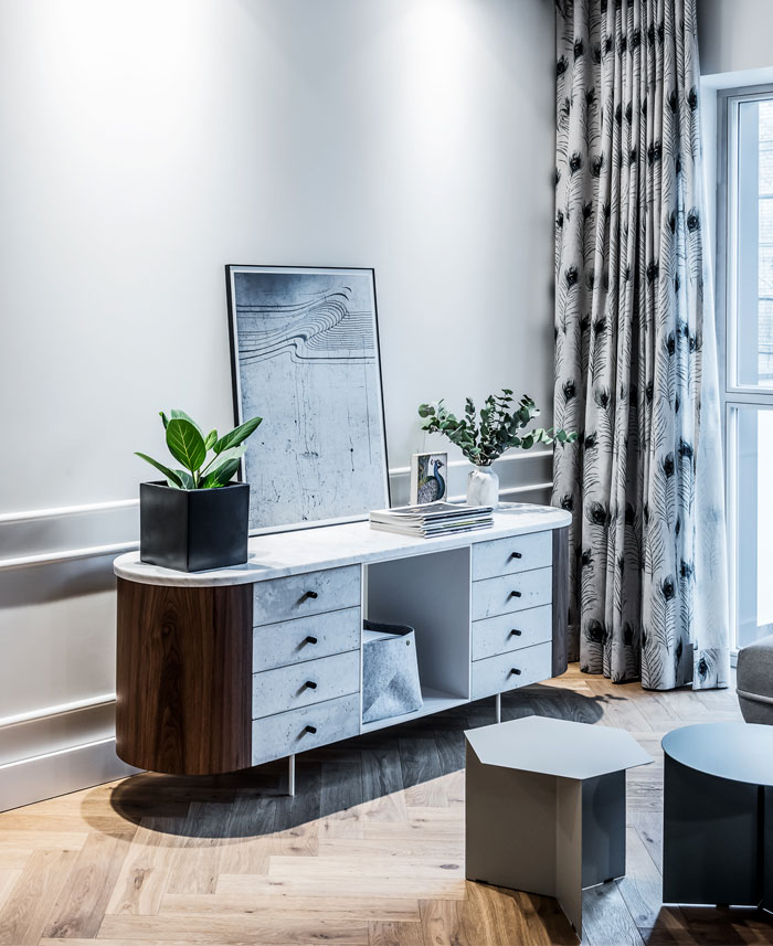 dizaino virtuve apartment interior 7