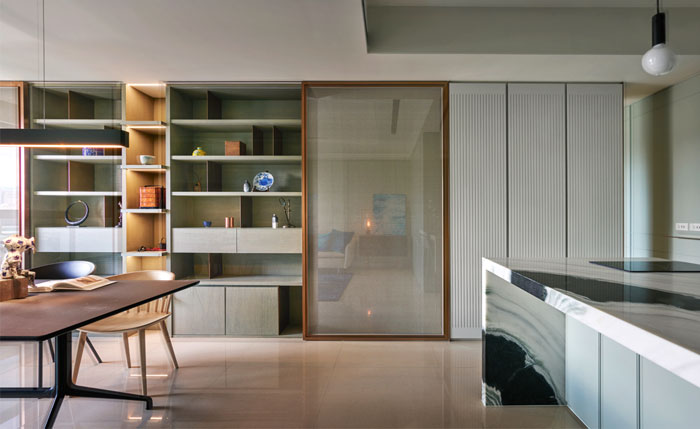 fu ge design apartment 3