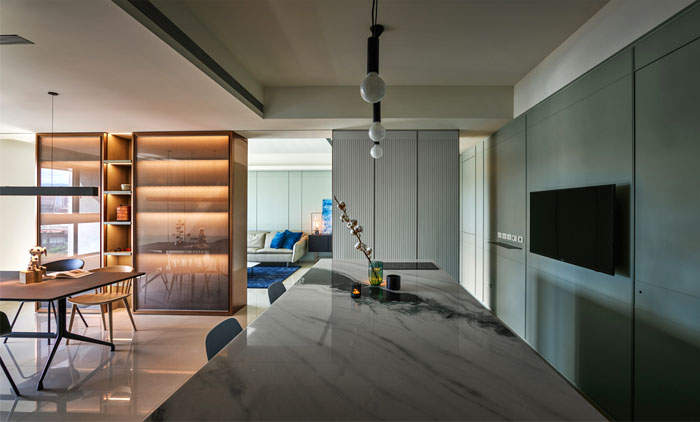 fu ge design apartment 5