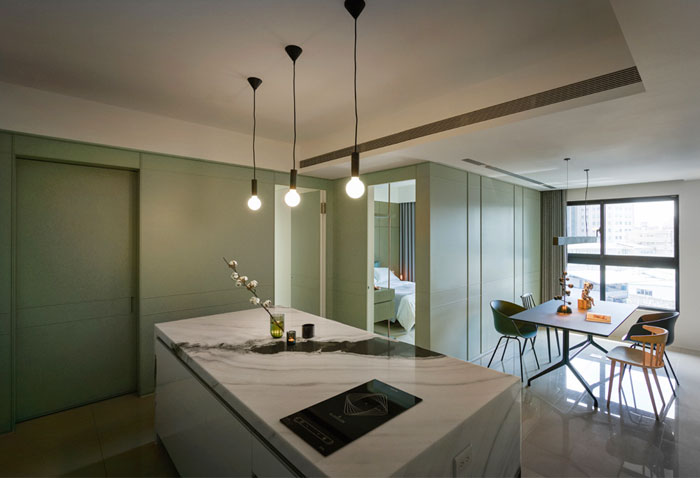 fu ge design apartment 6