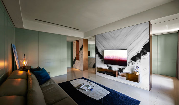 fu ge design apartment 8
