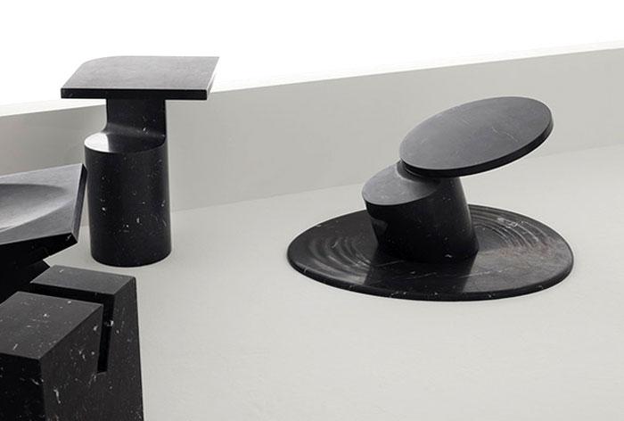 nendo into marble installation 4