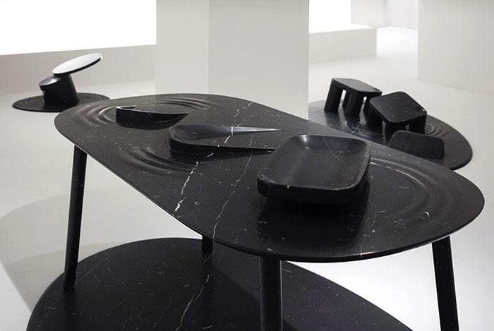 nendo into marble installation 5