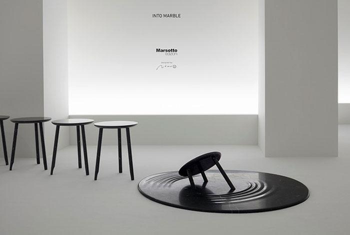 nendo into marble installation 8