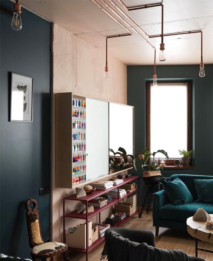 olga fradina apartment 16