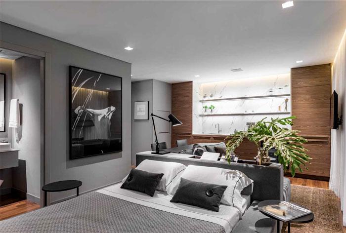 small apartment ambidestro arquitetura 11