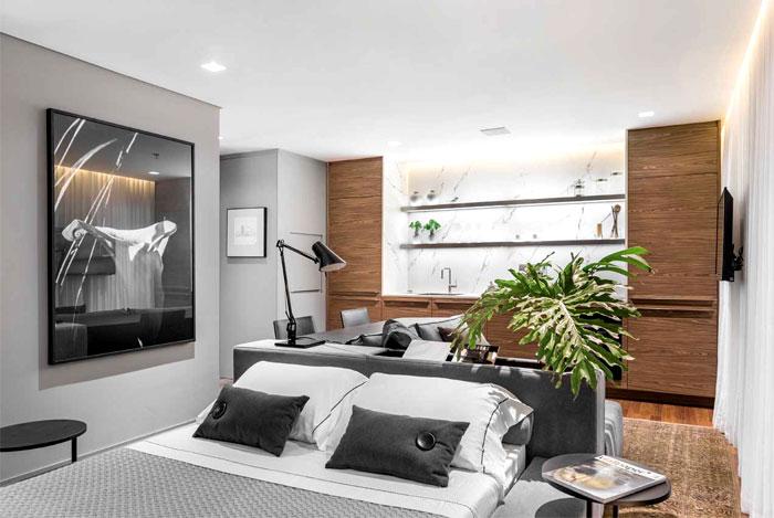 small apartment ambidestro arquitetura 12