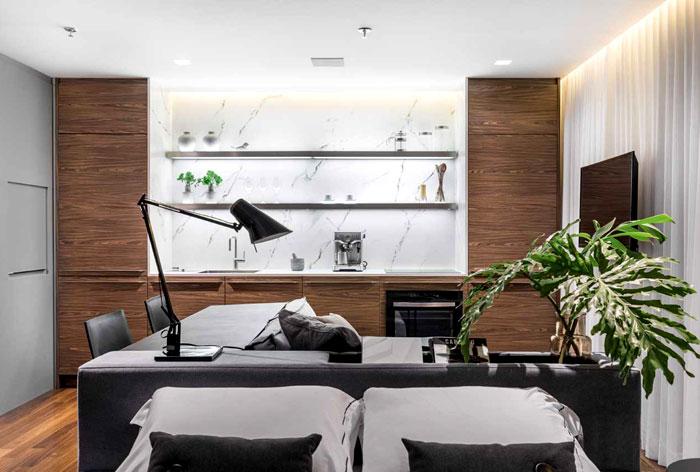 small apartment ambidestro arquitetura 13