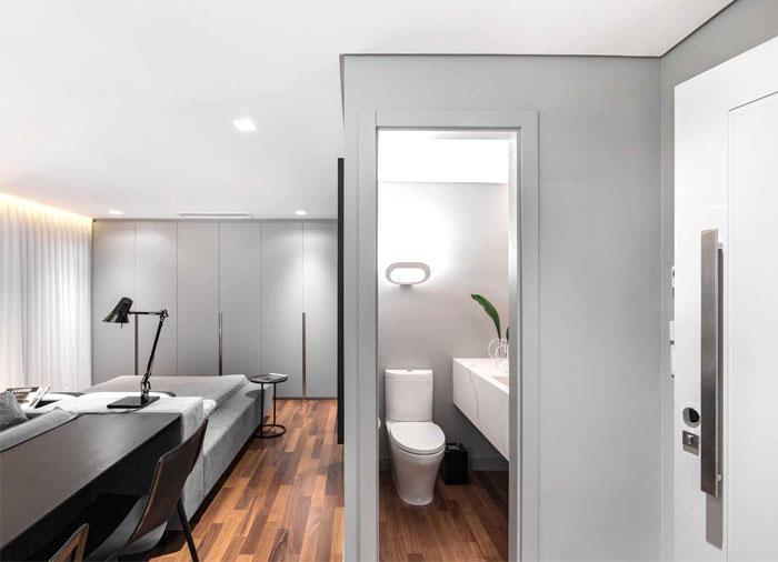small apartment ambidestro arquitetura 17
