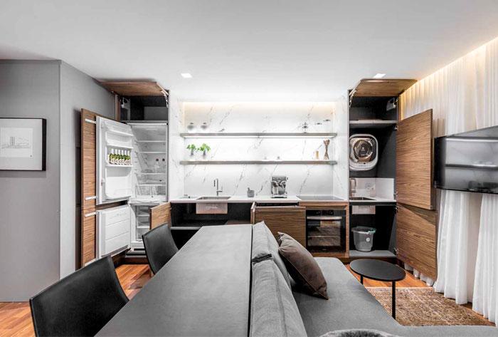 small apartment ambidestro arquitetura 2