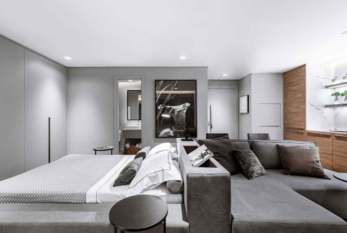 small apartment ambidestro arquitetura 8