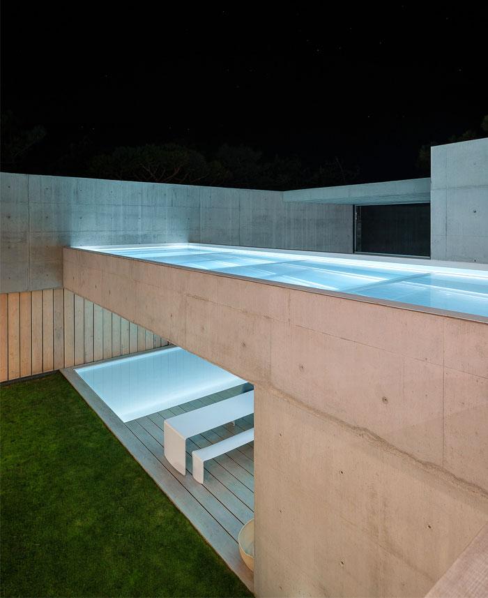 villa wall house guedes cruz arquitectos 18