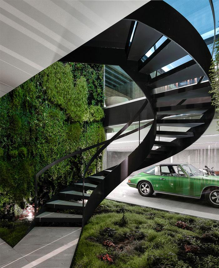 villa wall house guedes cruz arquitectos 21